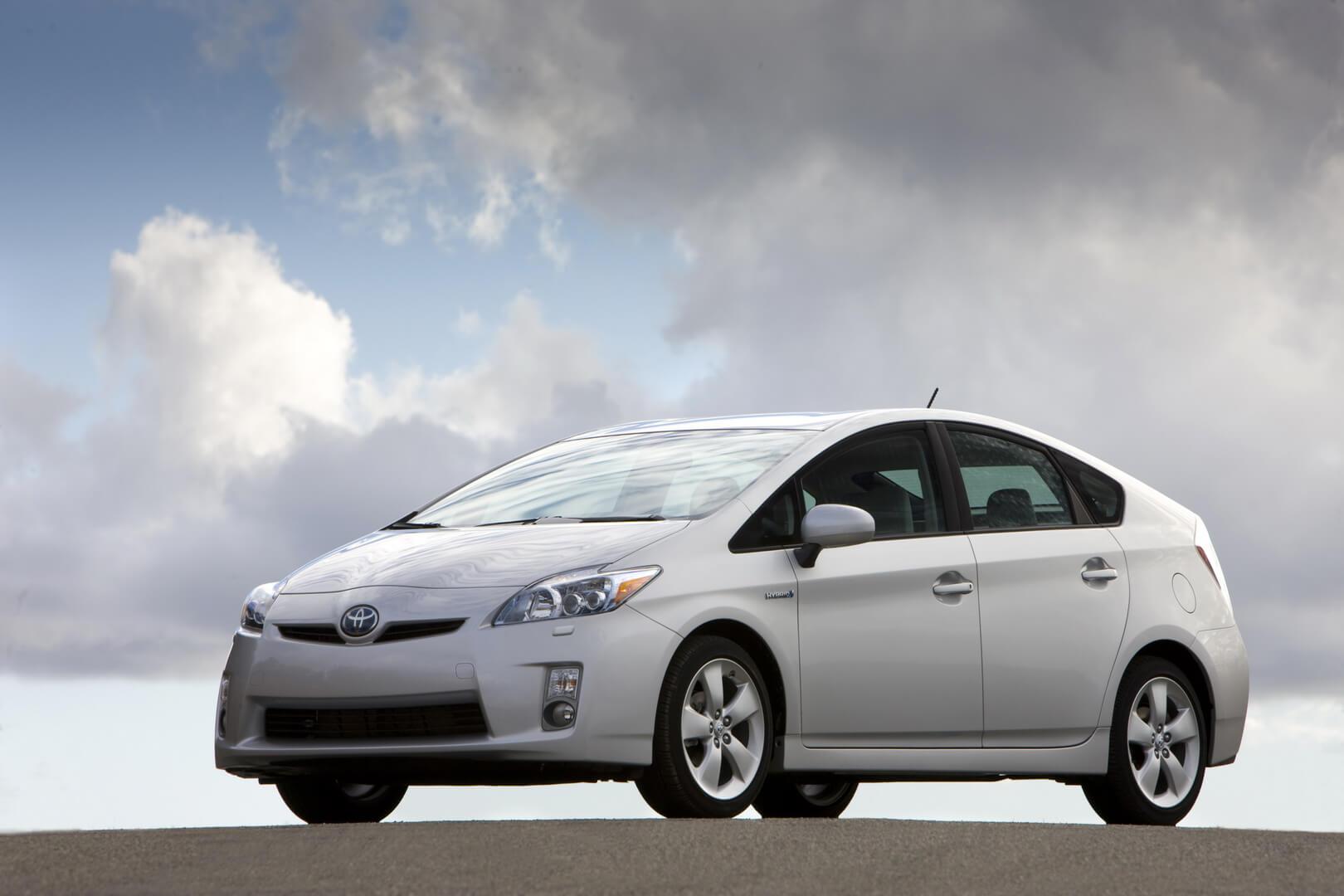 Фотография экоавто Toyota Prius Hybrid 2010 - фото 46