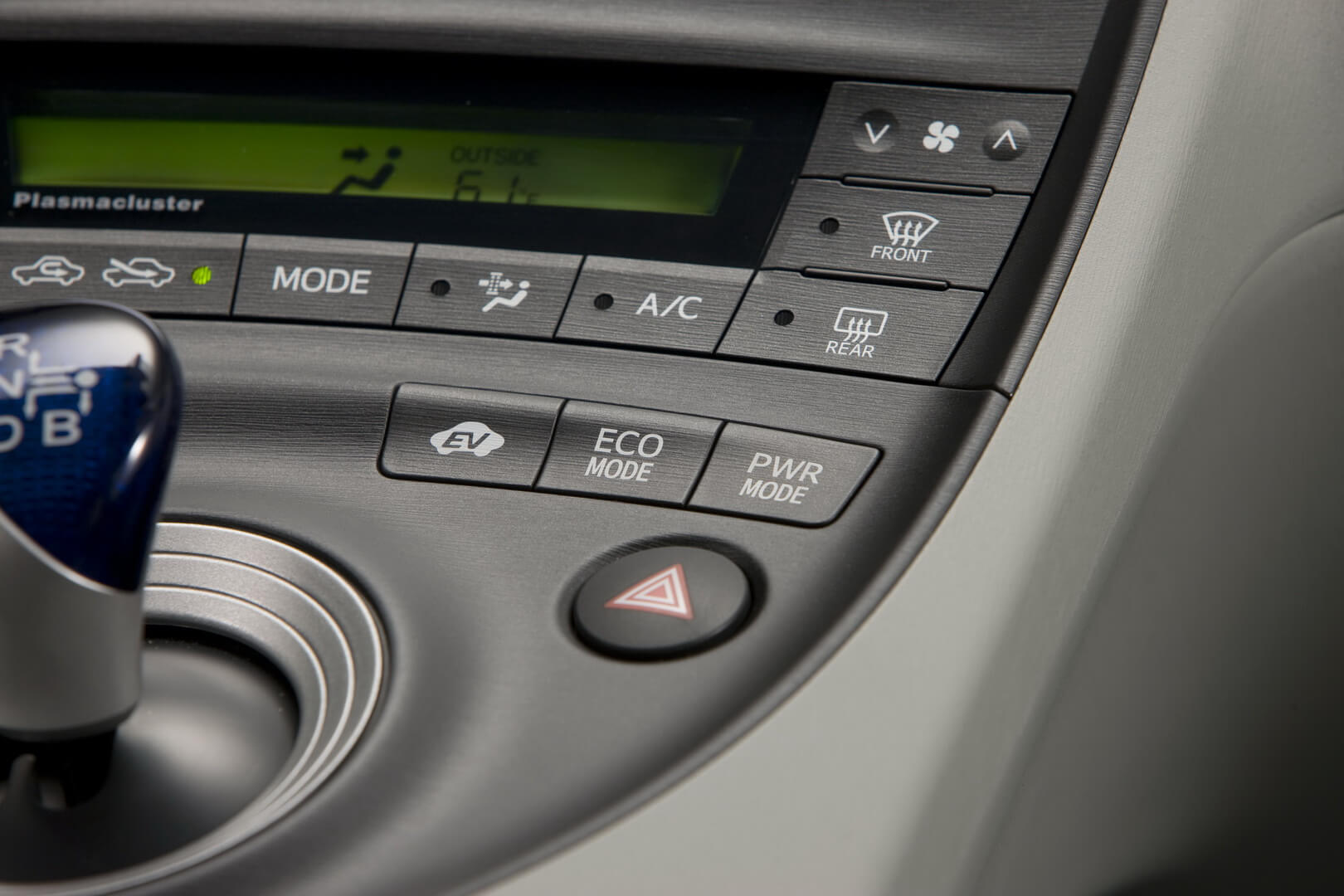 Фотография экоавто Toyota Prius Hybrid 2010 - фото 56