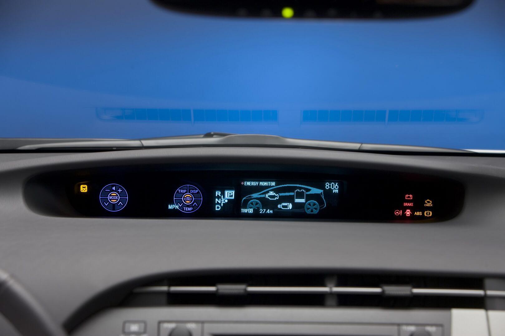 Фотография экоавто Toyota Prius Hybrid 2010 - фото 58