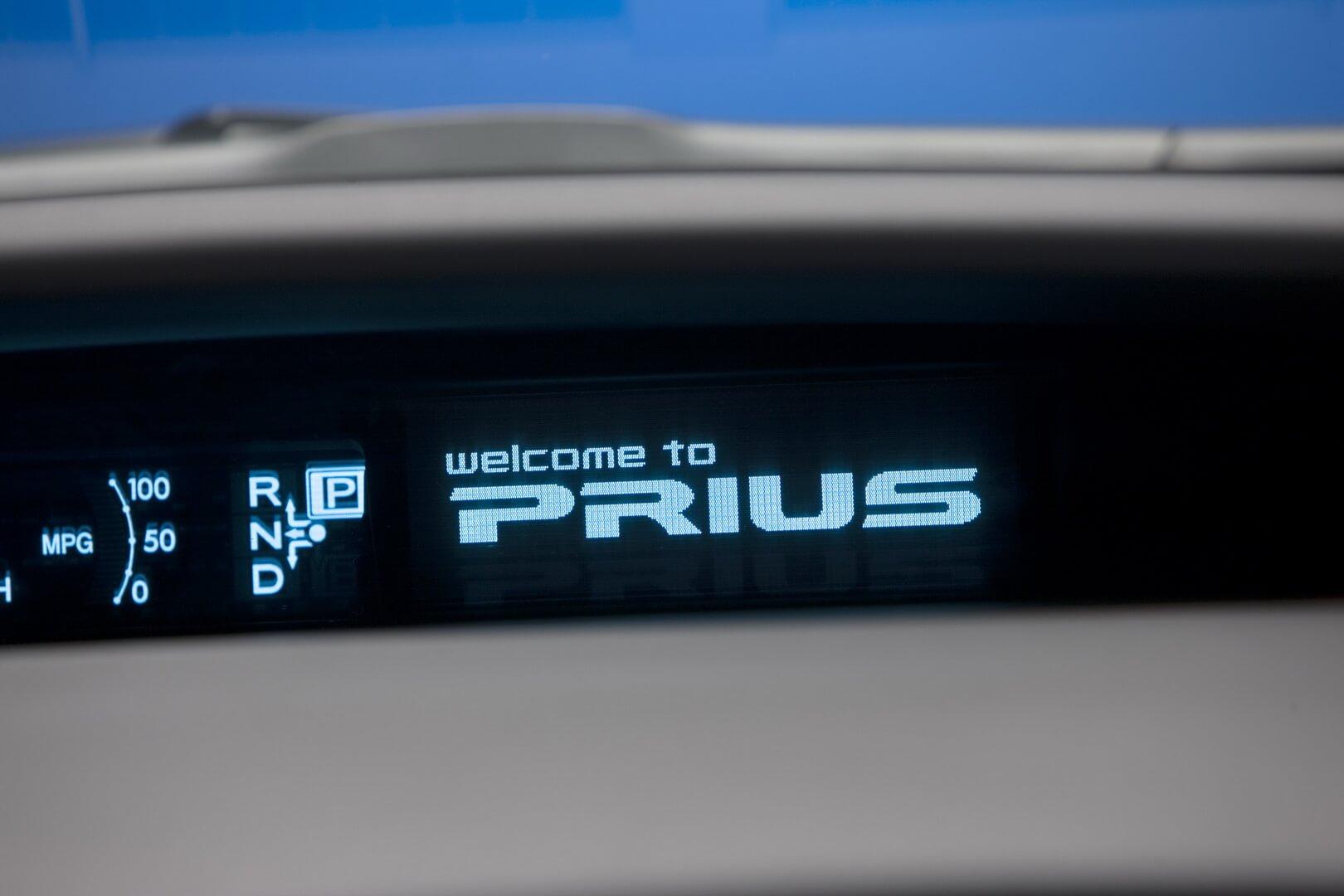 Фотография экоавто Toyota Prius Hybrid 2010 - фото 61