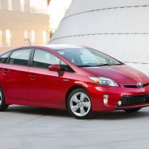 Фотография экоавто Toyota Prius Hybrid 2012 - фото 17