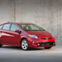 Фотография экоавто Toyota Prius Hybrid 2012 - фото 21