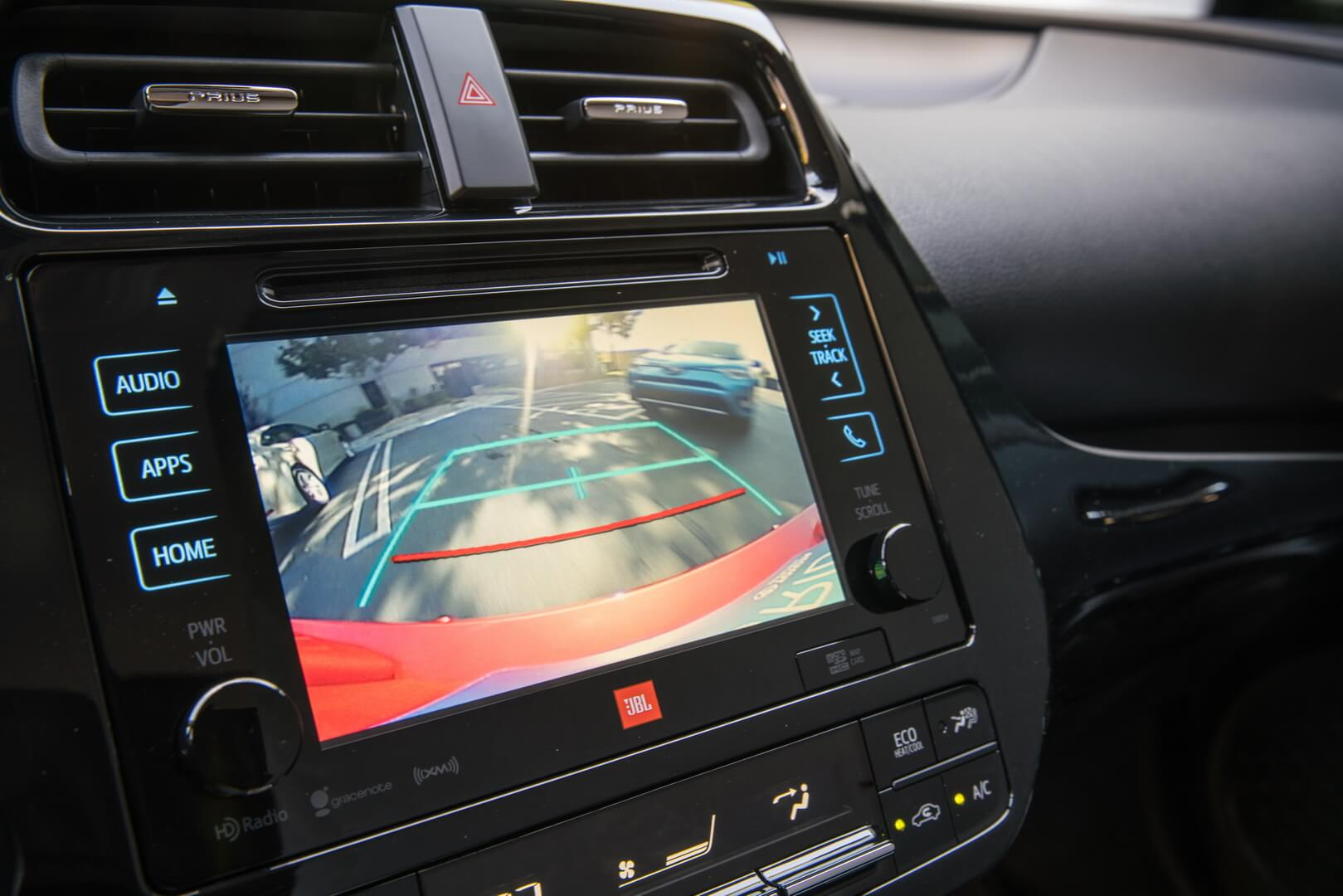 Фотография экоавто Toyota Prius Hybrid 2016 - фото 38