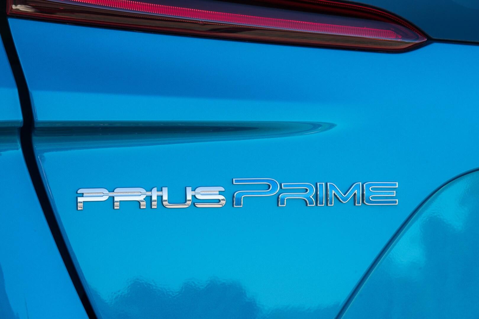 Фотография экоавто Toyota Prius Prime 2017 - фото 3
