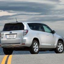 Фотография экоавто Toyota RAV4 EV - фото 3