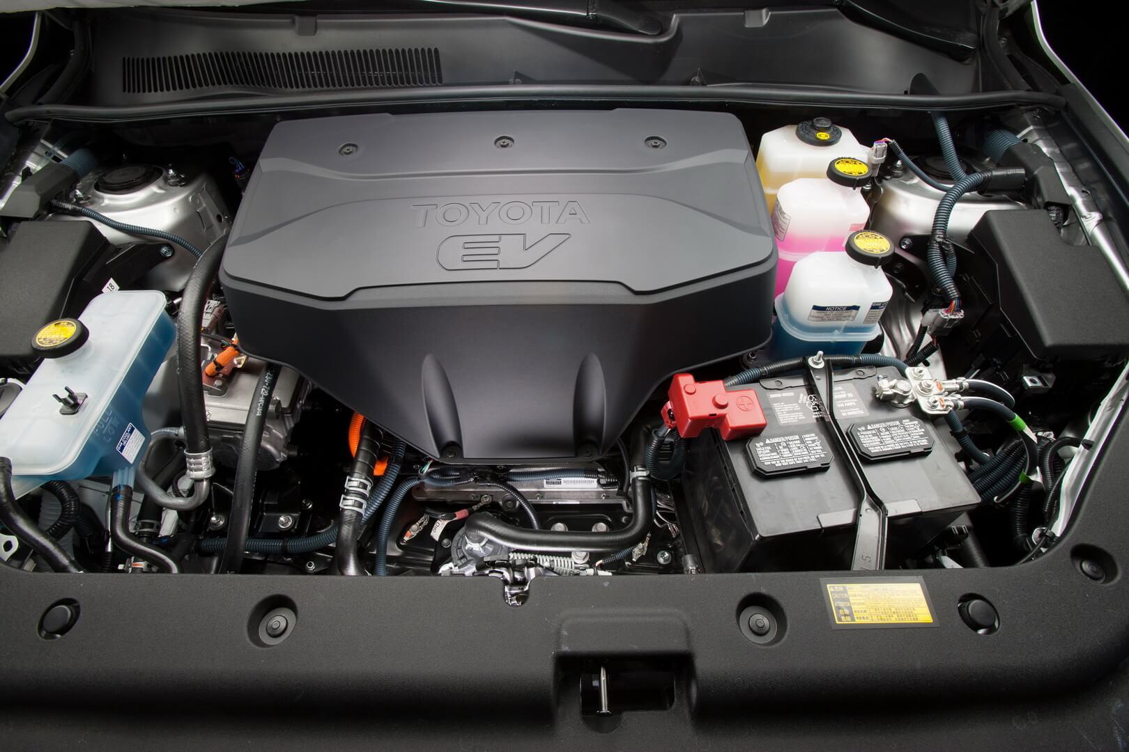 Фотография экоавто Toyota RAV4 EV - фото 10