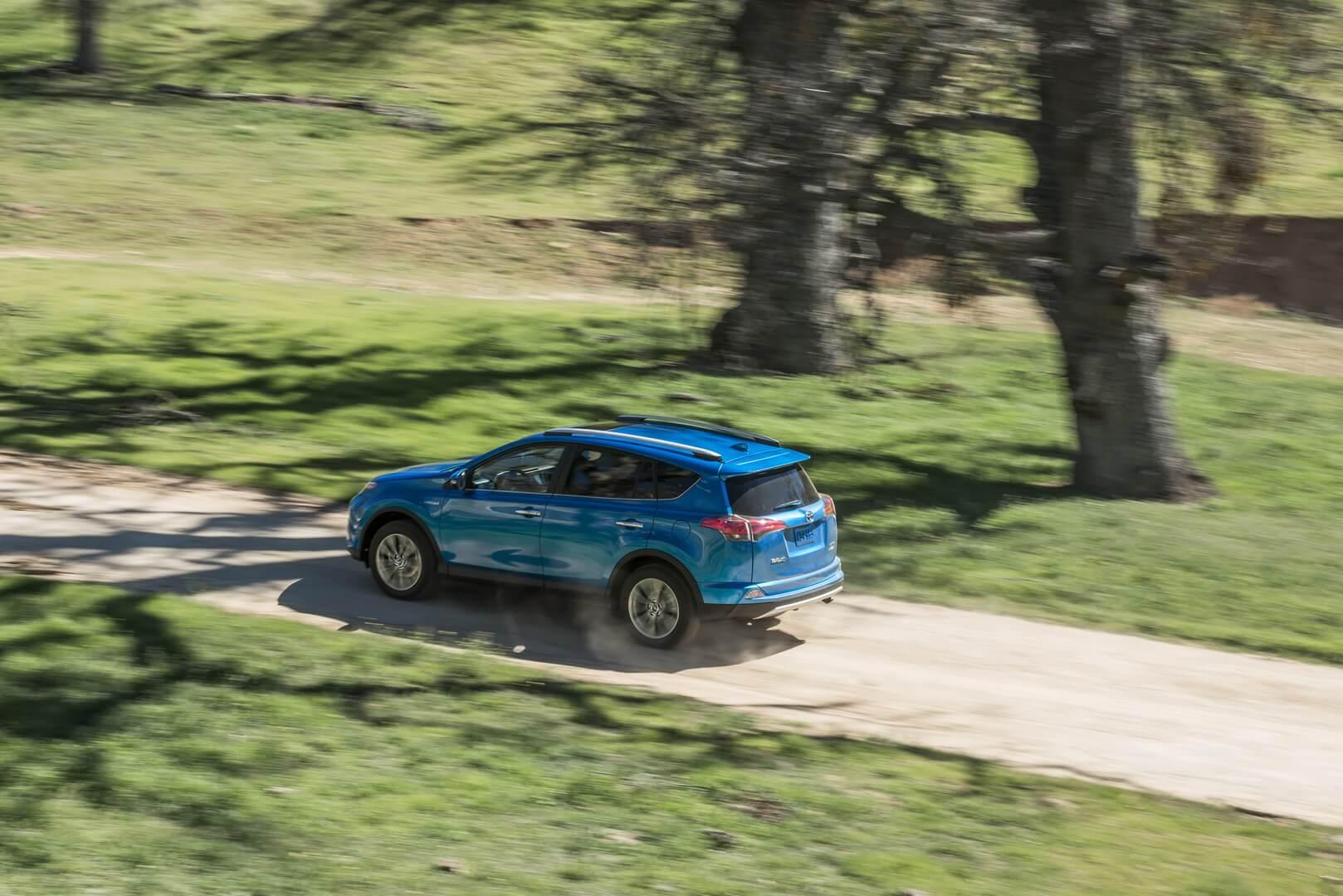 Фотография экоавто Toyota RAV4 Hybrid - фото 13