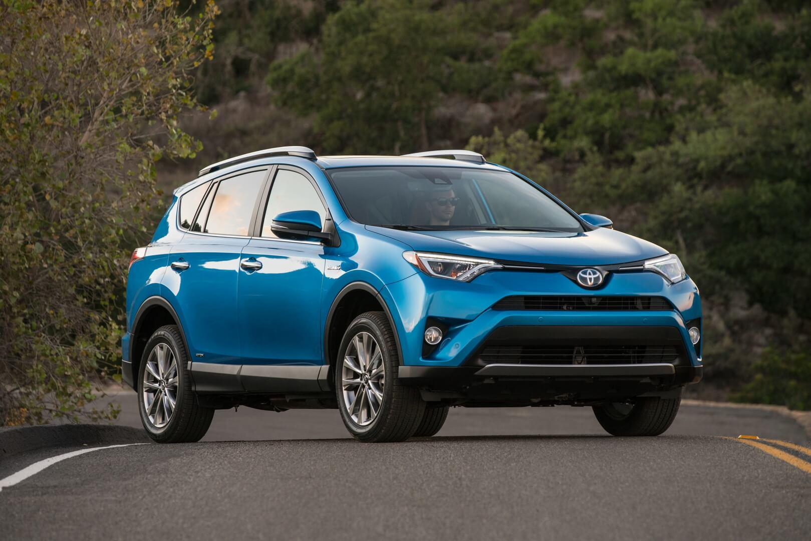 Фотография экоавто Toyota RAV4 Hybrid - фото 26