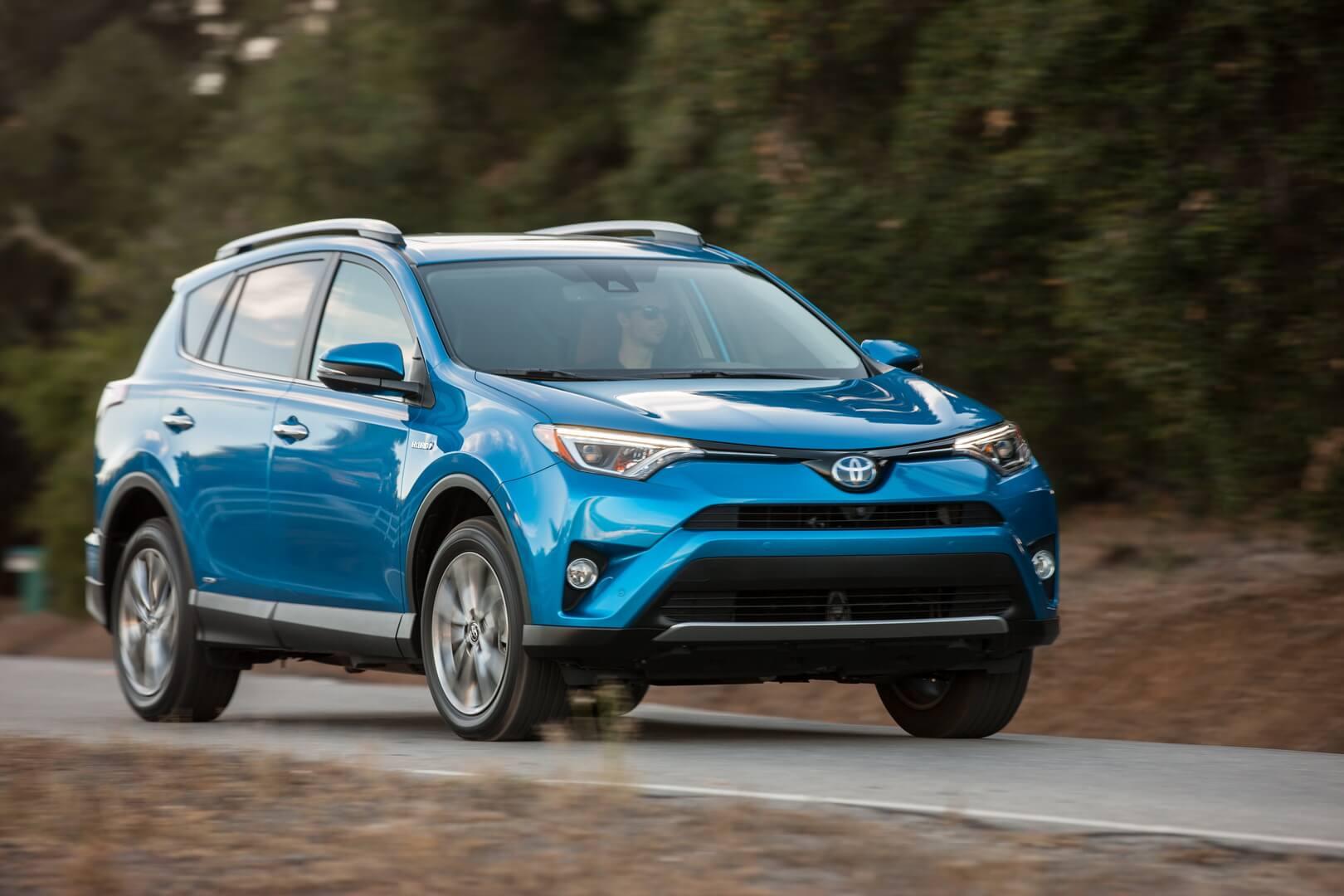Фотография экоавто Toyota RAV4 Hybrid - фото 30