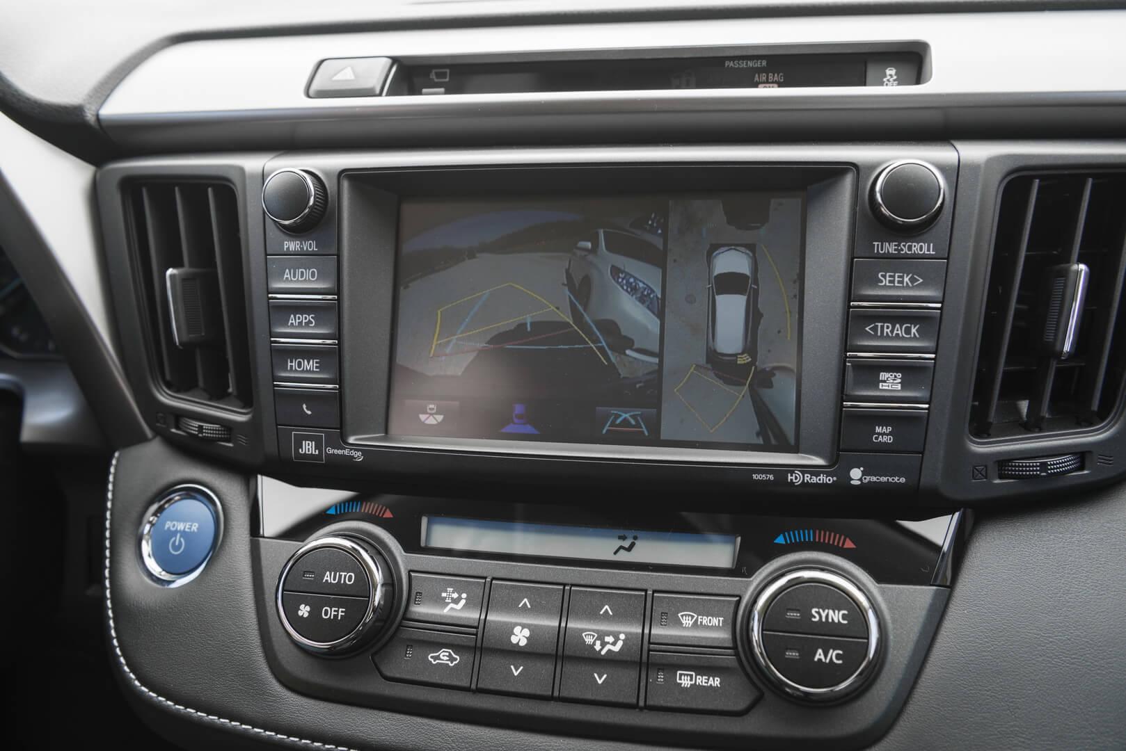 Фотография экоавто Toyota RAV4 Hybrid - фото 47