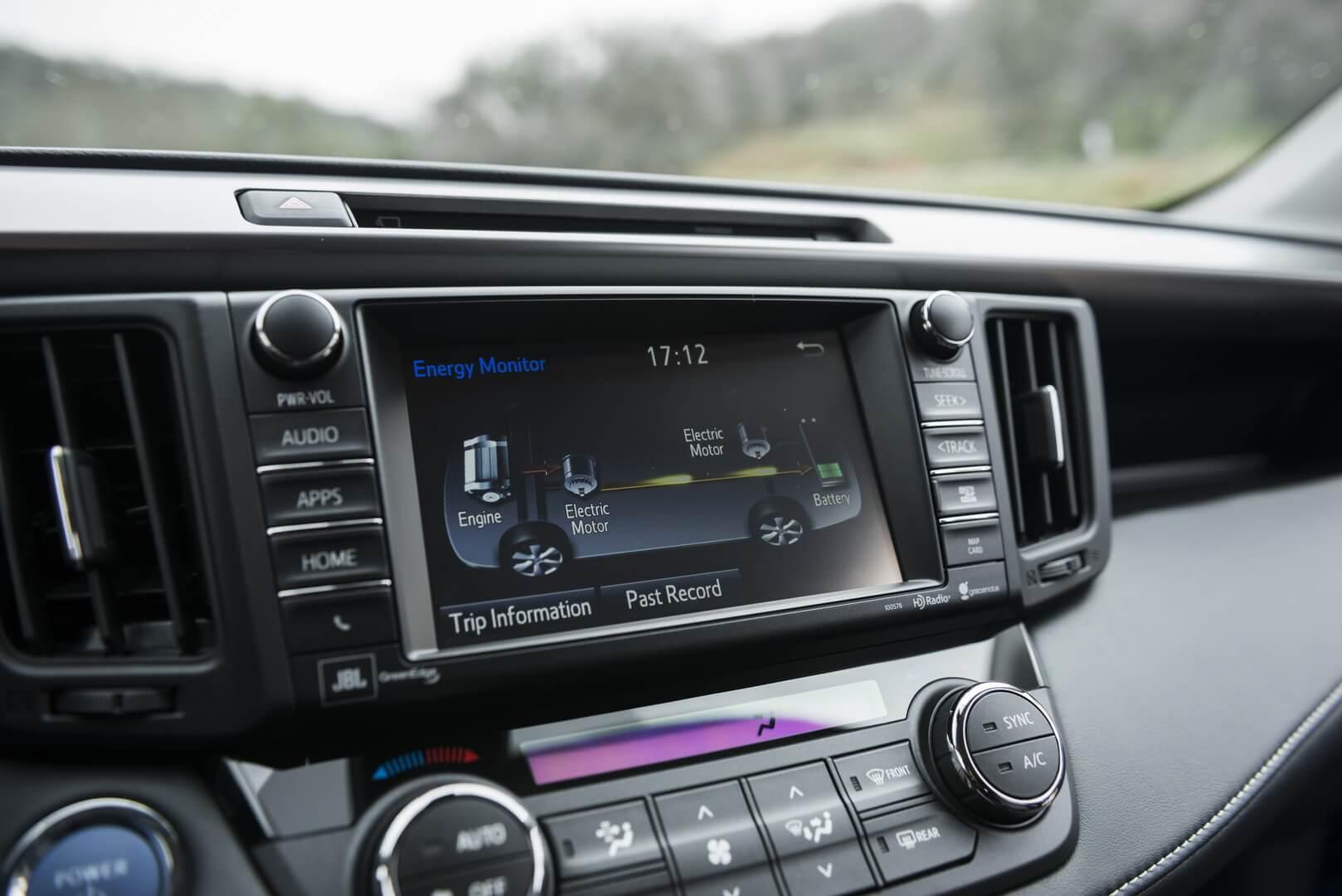 Фотография экоавто Toyota RAV4 Hybrid - фото 48