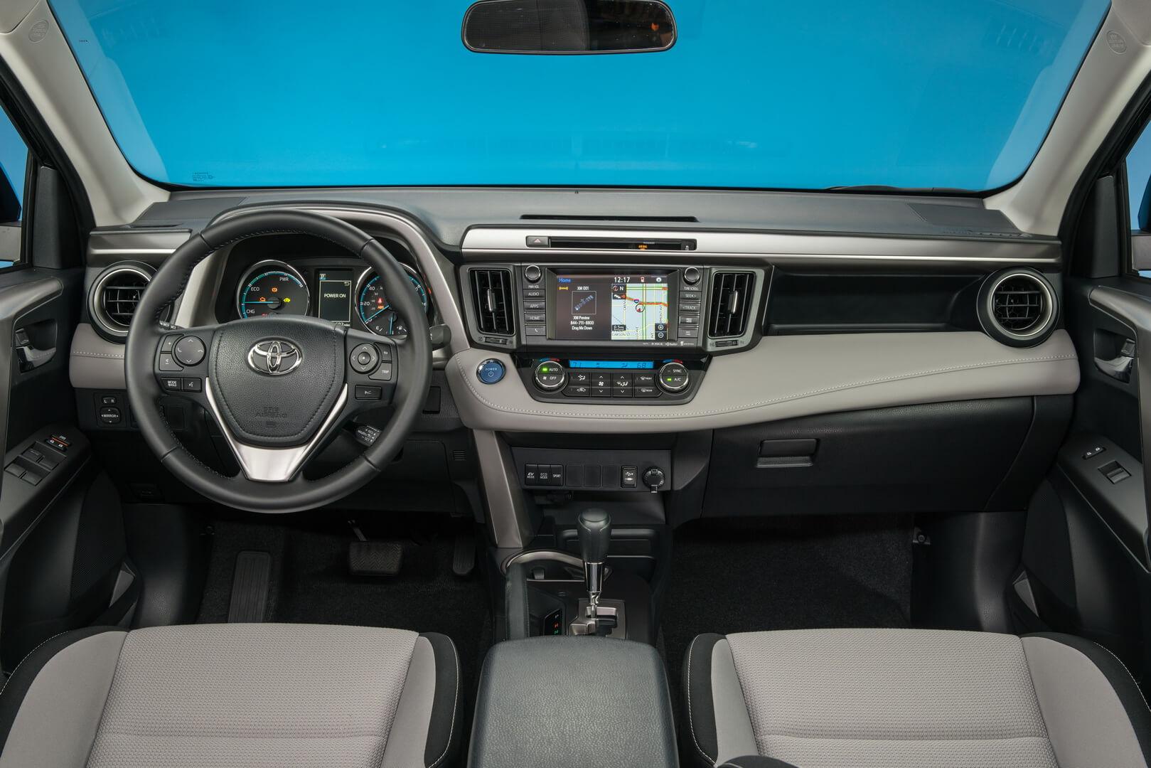 Фотография экоавто Toyota RAV4 Hybrid - фото 49