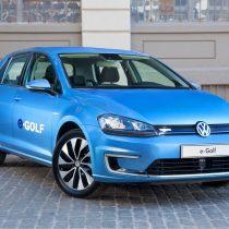 Фотография экоавто Volkswagen e-Golf 2015 - фото 7