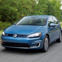 Фотография экоавто Volkswagen e-Golf 2015 - фото 9