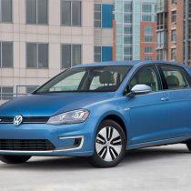 Фотография экоавто Volkswagen e-Golf 2015 - фото 11