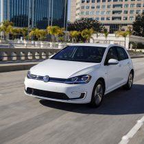 Фотография экоавто Volkswagen e-Golf 2017 - фото 20