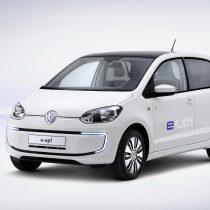 Фотография экоавто Volkswagen e-Up!