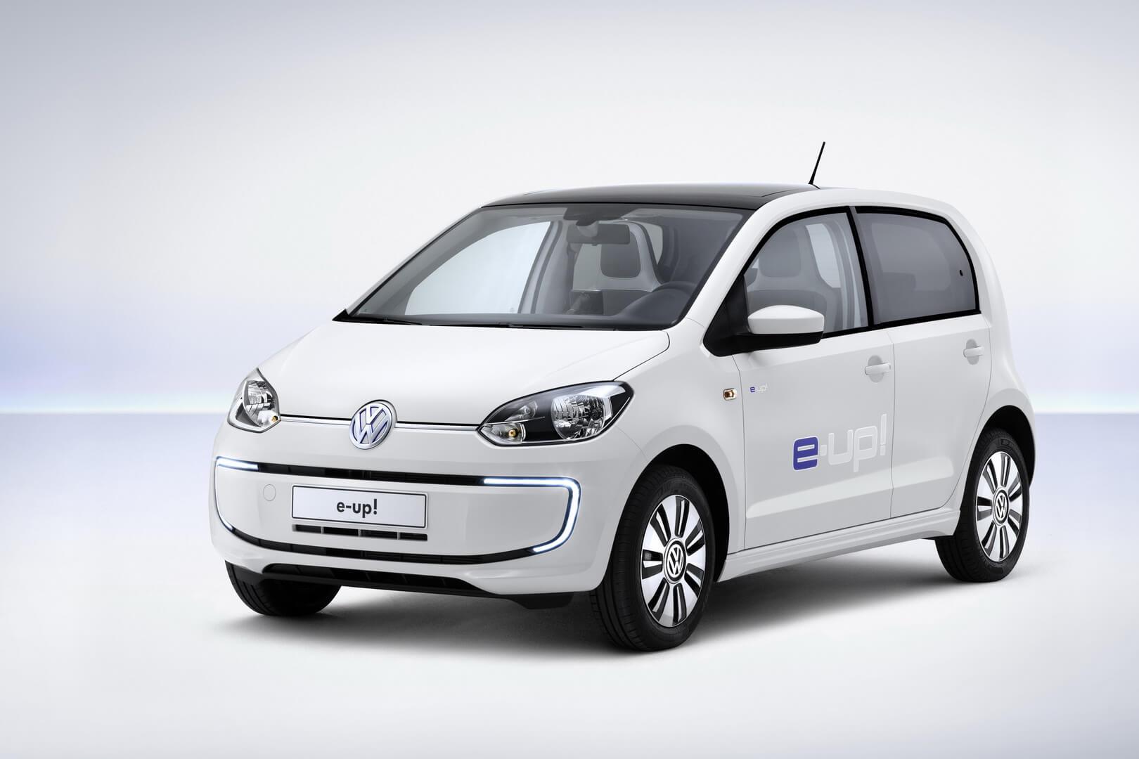 Электромобиль Volkswagen e-Up!