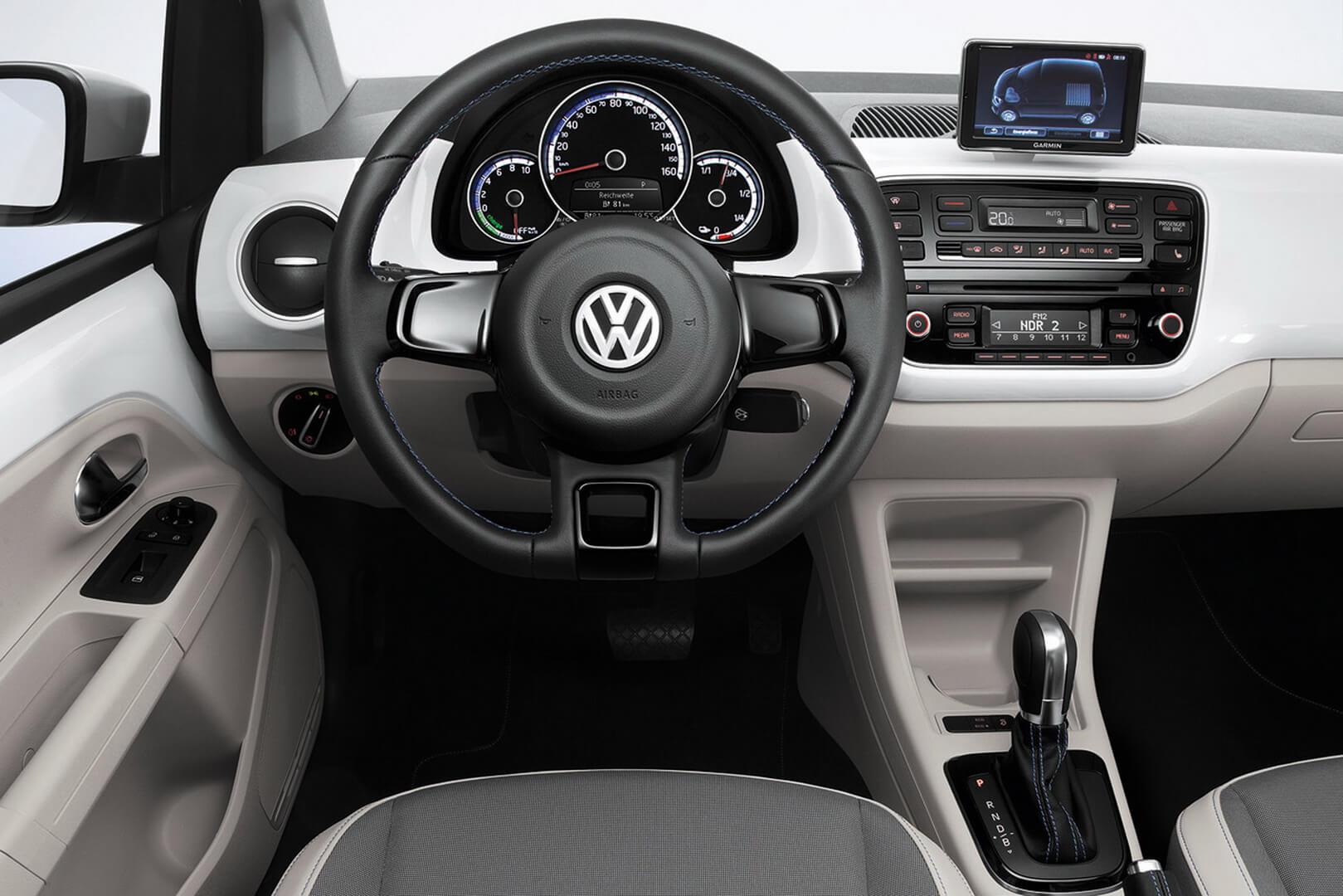 Фотография экоавто Volkswagen e-Up! - фото 23