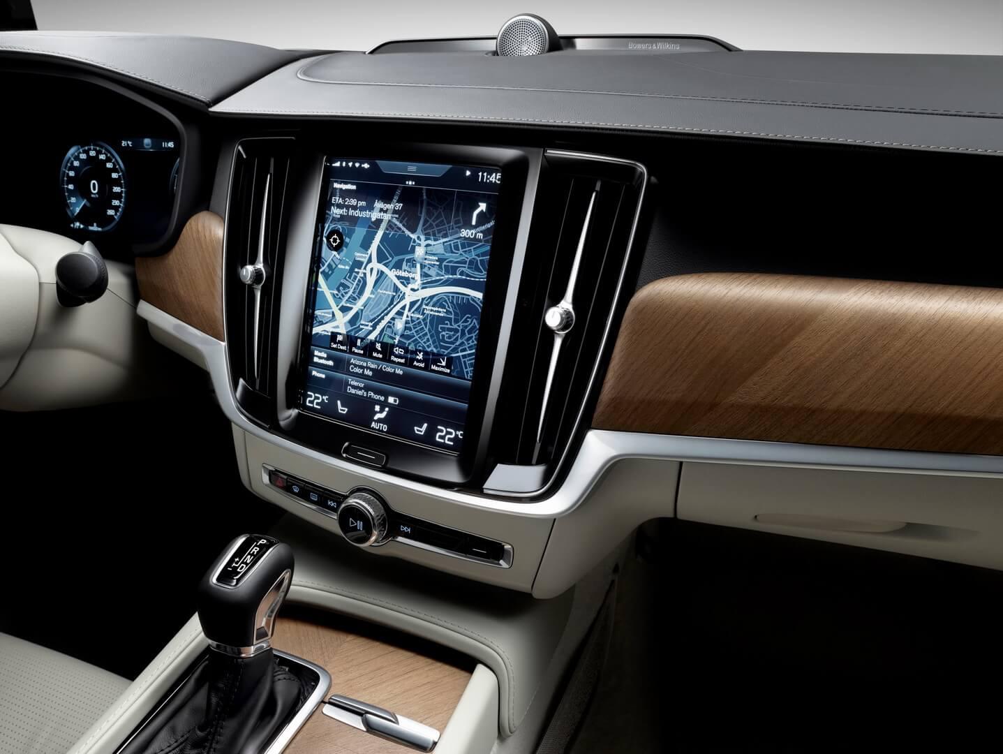 Фотография экоавто Volvo S90 T8 PHEV - фото 20
