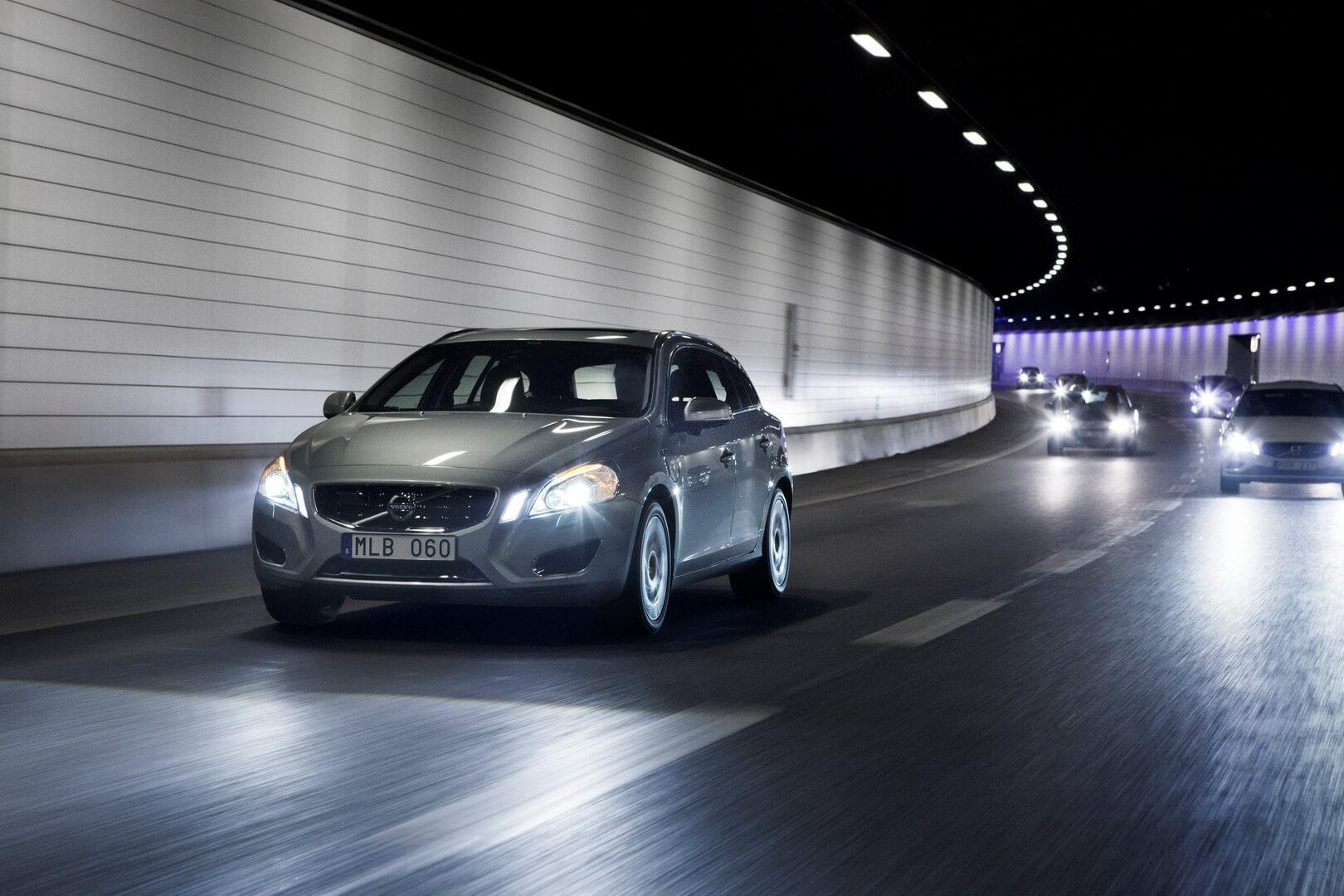 Фотография экоавто Volvo V60 PHEV - фото 13