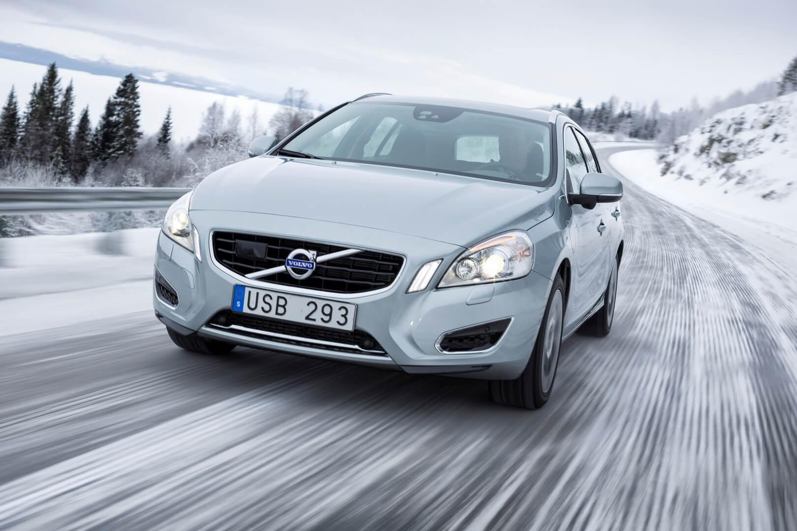 Фотография экоавто Volvo V60 PHEV - фото 27