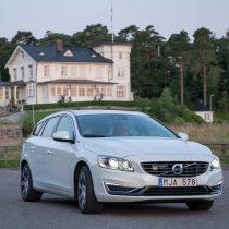 Фотография экоавто Volvo V60 PHEV - фото 37