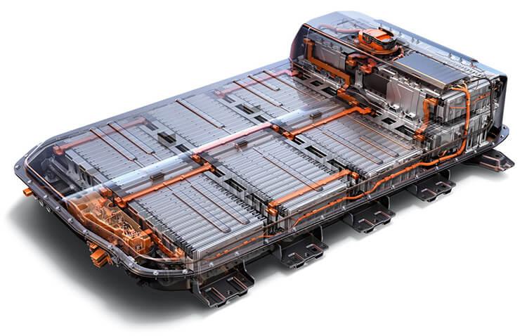 Аккумуляторная батарея Chevrolet Bolt EV