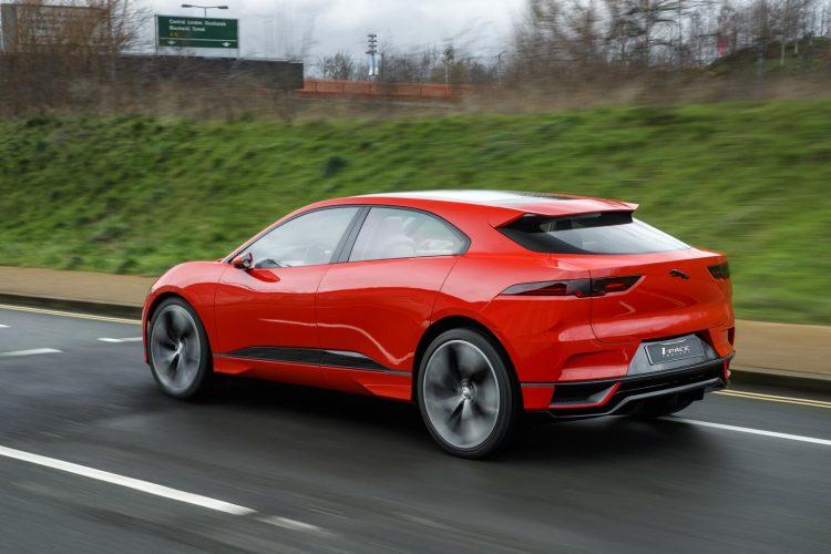 Jaguar I-PACE Concept — фото 2