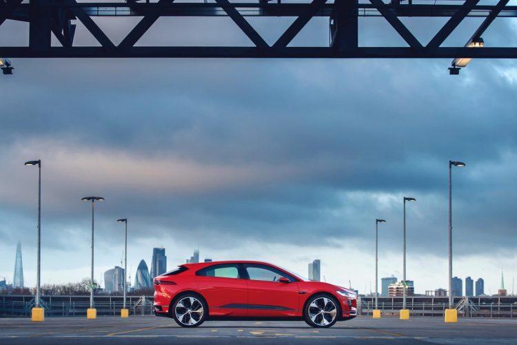 Jaguar I-PACE Concept — фото 3