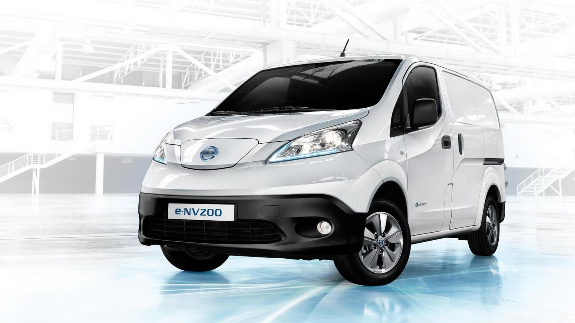 Фотография экоавто Nissan e-NV200 Combi