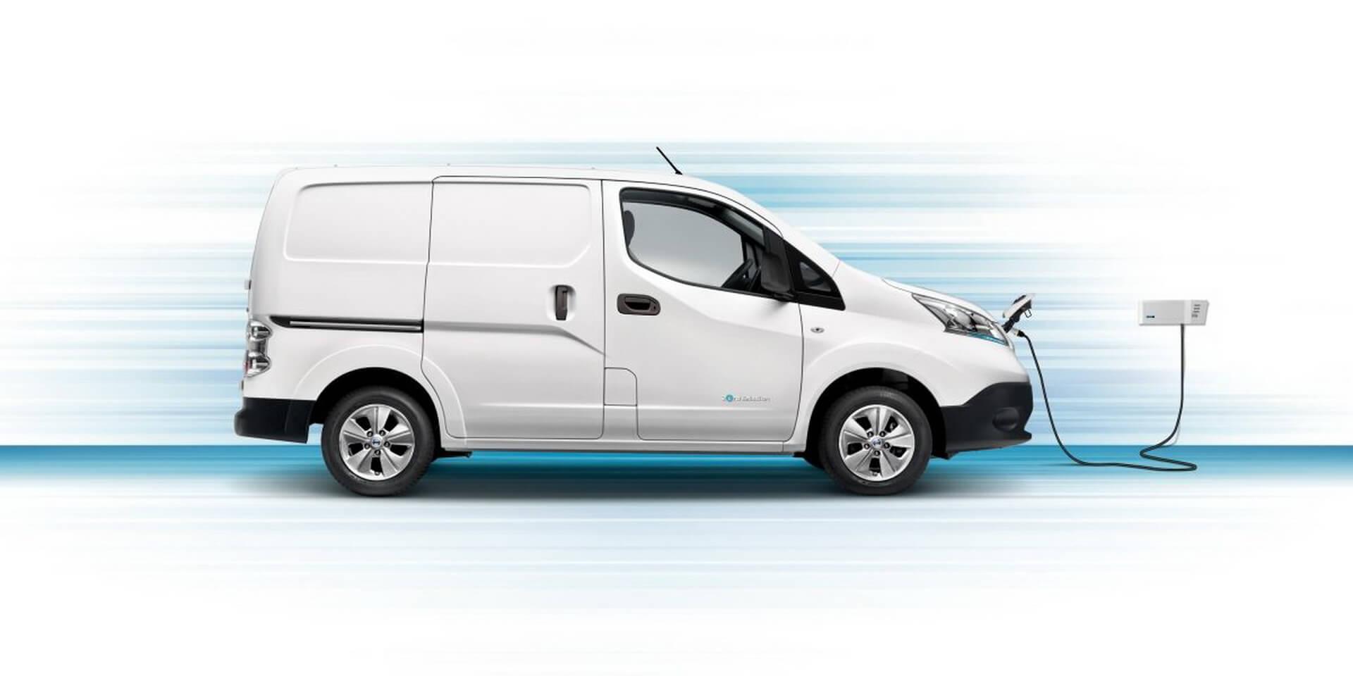 Фотография экоавто Nissan e-NV200 Combi - фото 4
