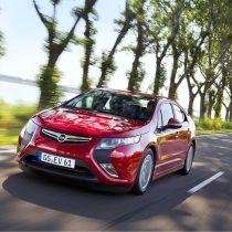 Фотография экоавто Opel Ampera Range Extender - фото 5