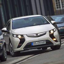 Фотография экоавто Opel Ampera Range Extender - фото 10