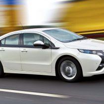 Фотография экоавто Opel Ampera Range Extender - фото 14