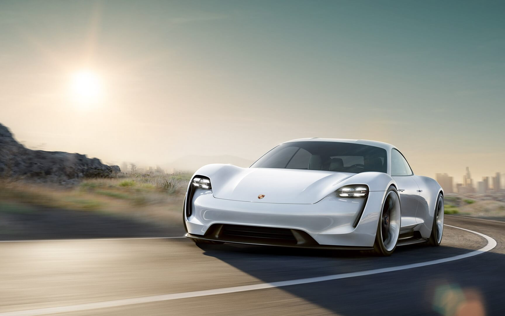 Porsche Taycan (Mission E)