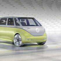 Фотография экоавто Volkswagen I.D. BUZZ - фото 7