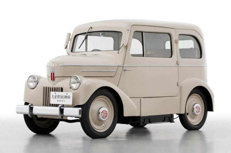 Первый легковой электромобиль Tama на 4 пассажира