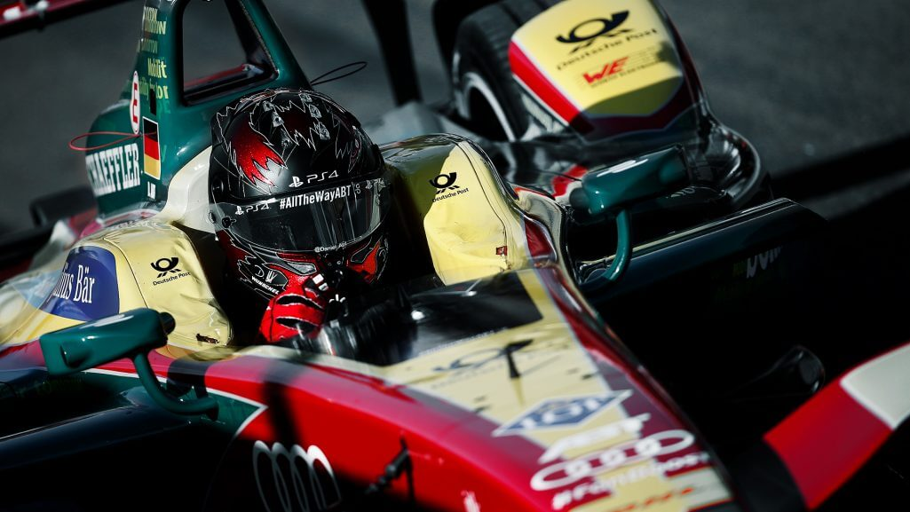 Пилот команды Audi в Formula E