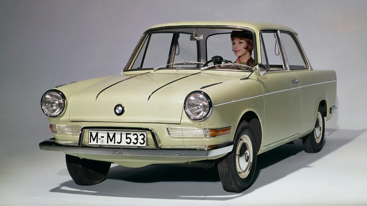 Электромобиль BMW LSElectric