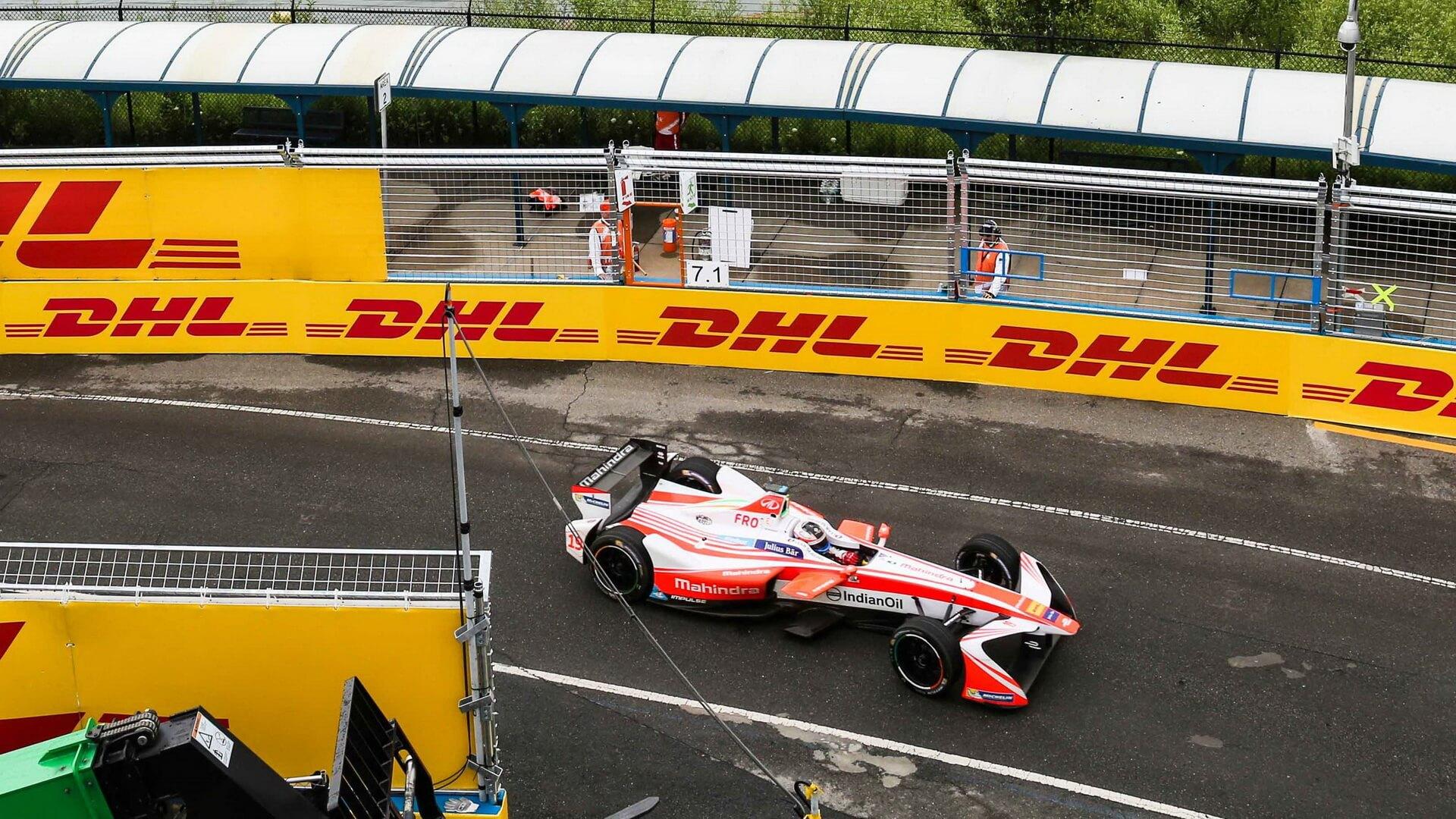 Гонка на электромобилях Formula E, Нью-Йорк — фото 4