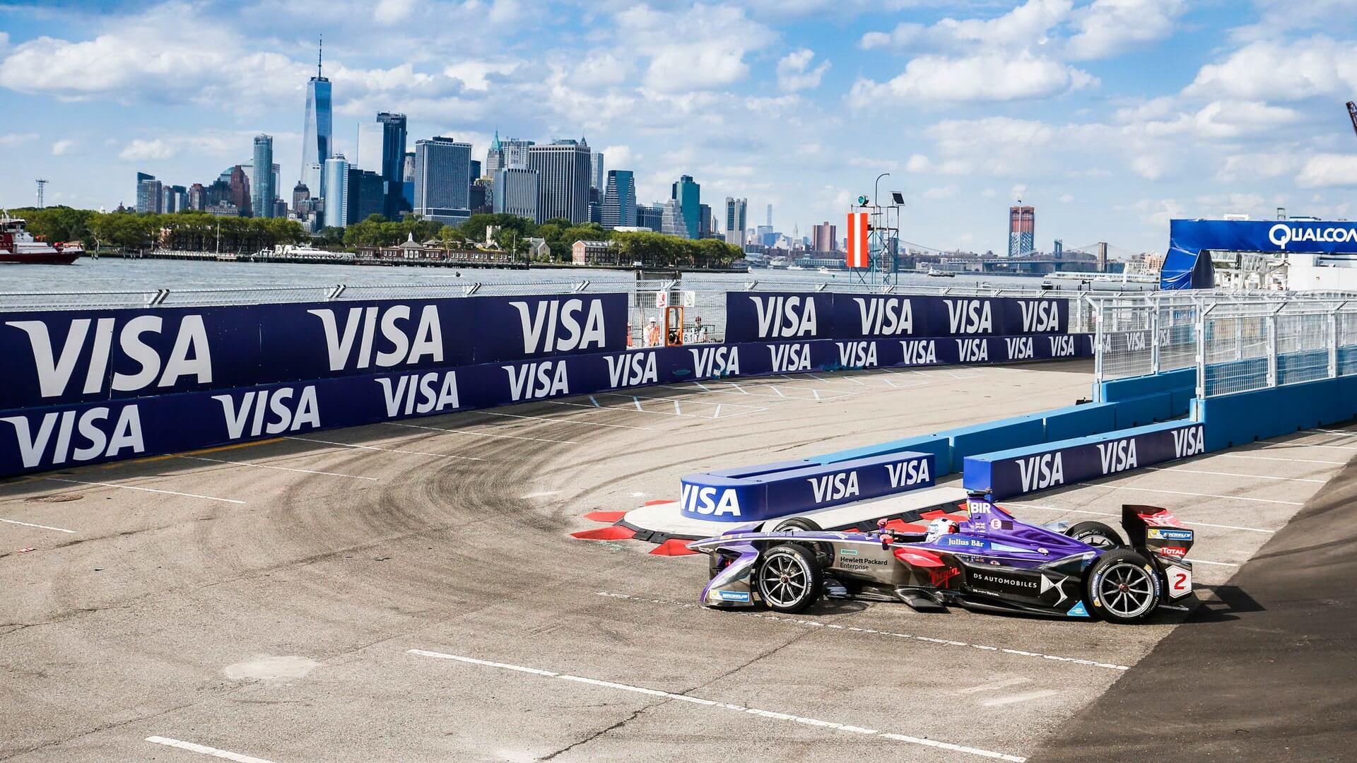 Гонка на электромобилях Formula E, Нью-Йорк — фото 3