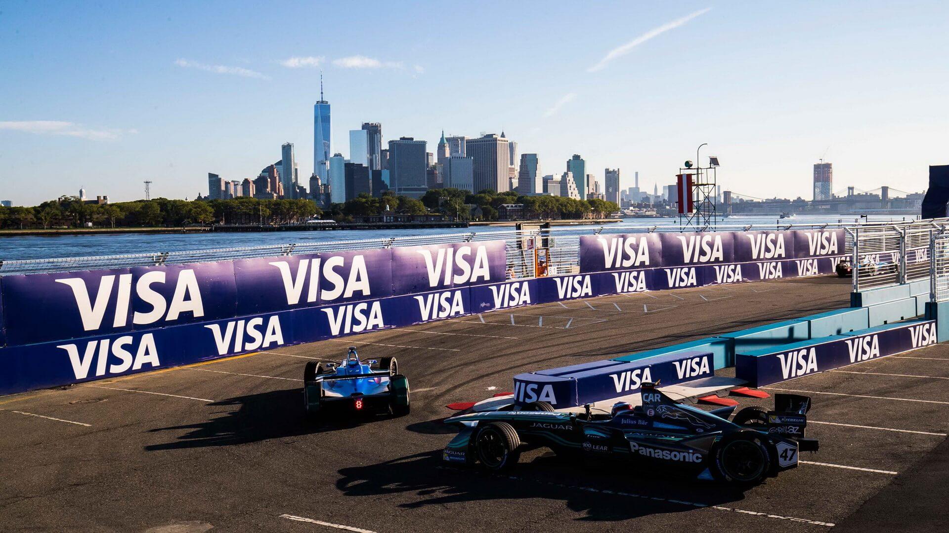 Гонка на электромобилях Formula E, Нью-Йорк  — фото 5