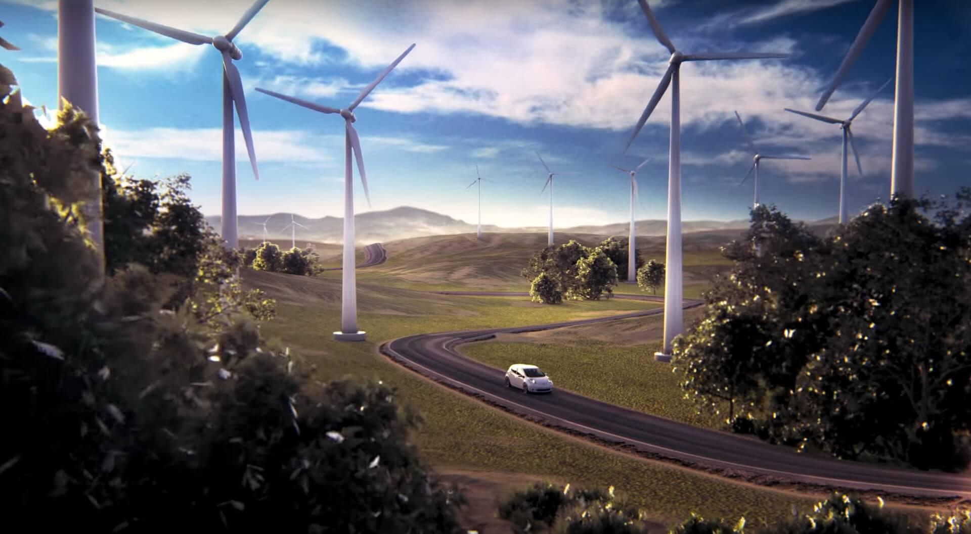 Альтернативные источники энергии — ветер