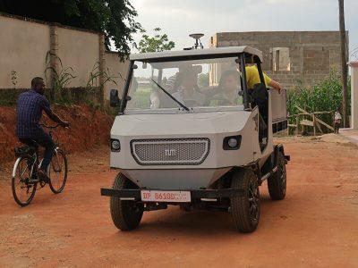 ACar — это автомобиль для бездорожья © tum.de