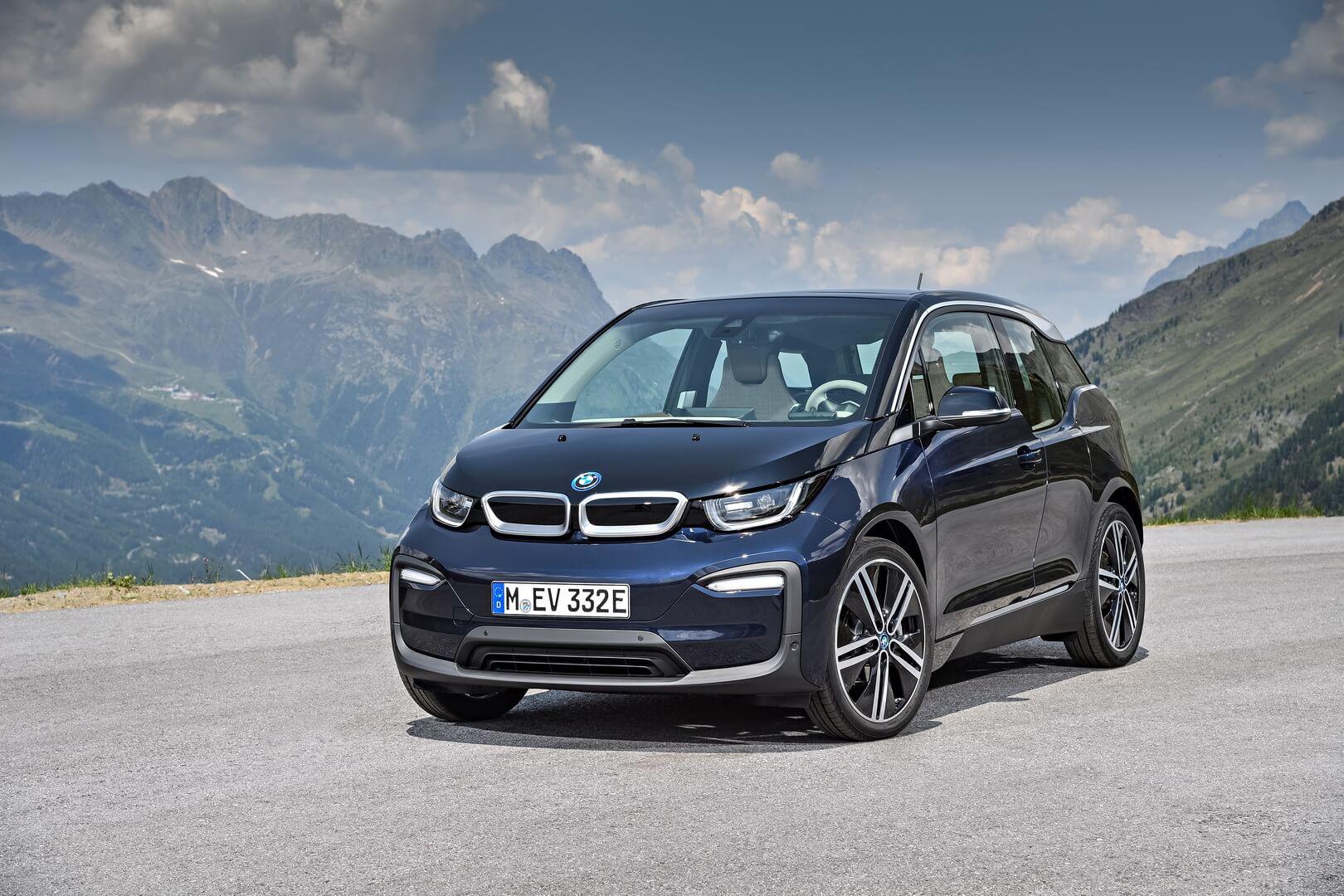 Фотография экоавто BMW i3 2018 - фото 6