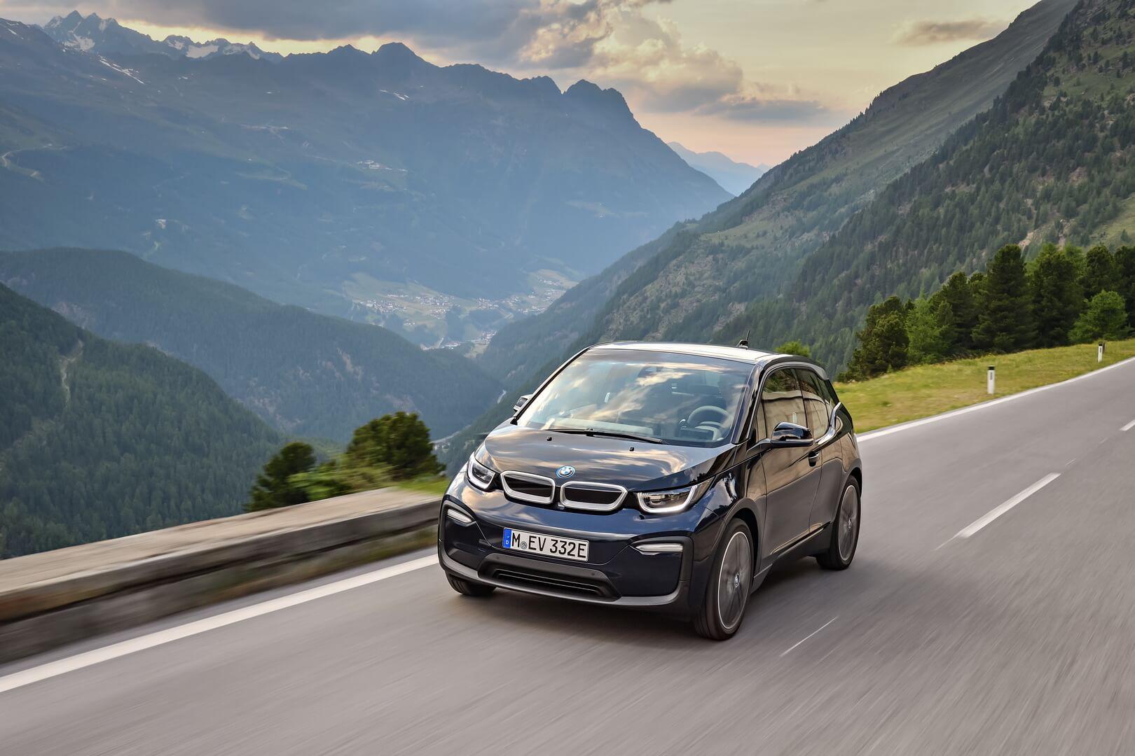 Фотография экоавто BMW i3 2018 - фото 16