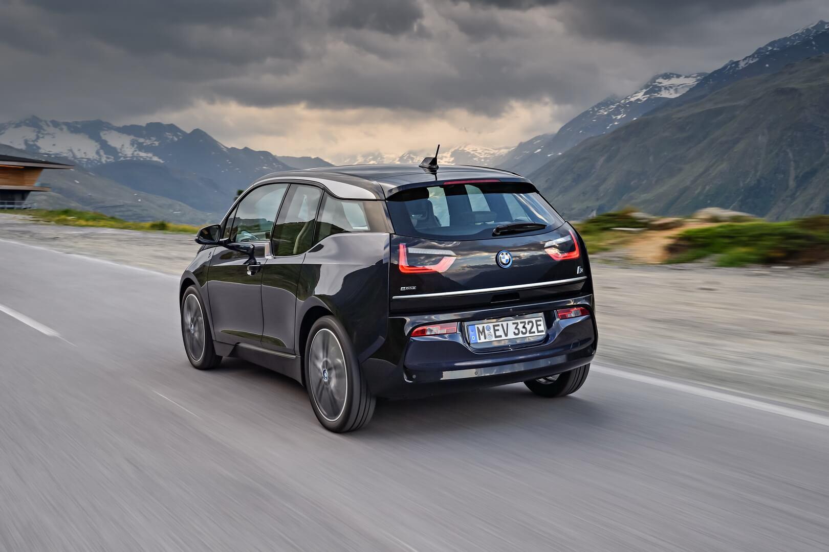Фотография экоавто BMW i3 2018 - фото 22