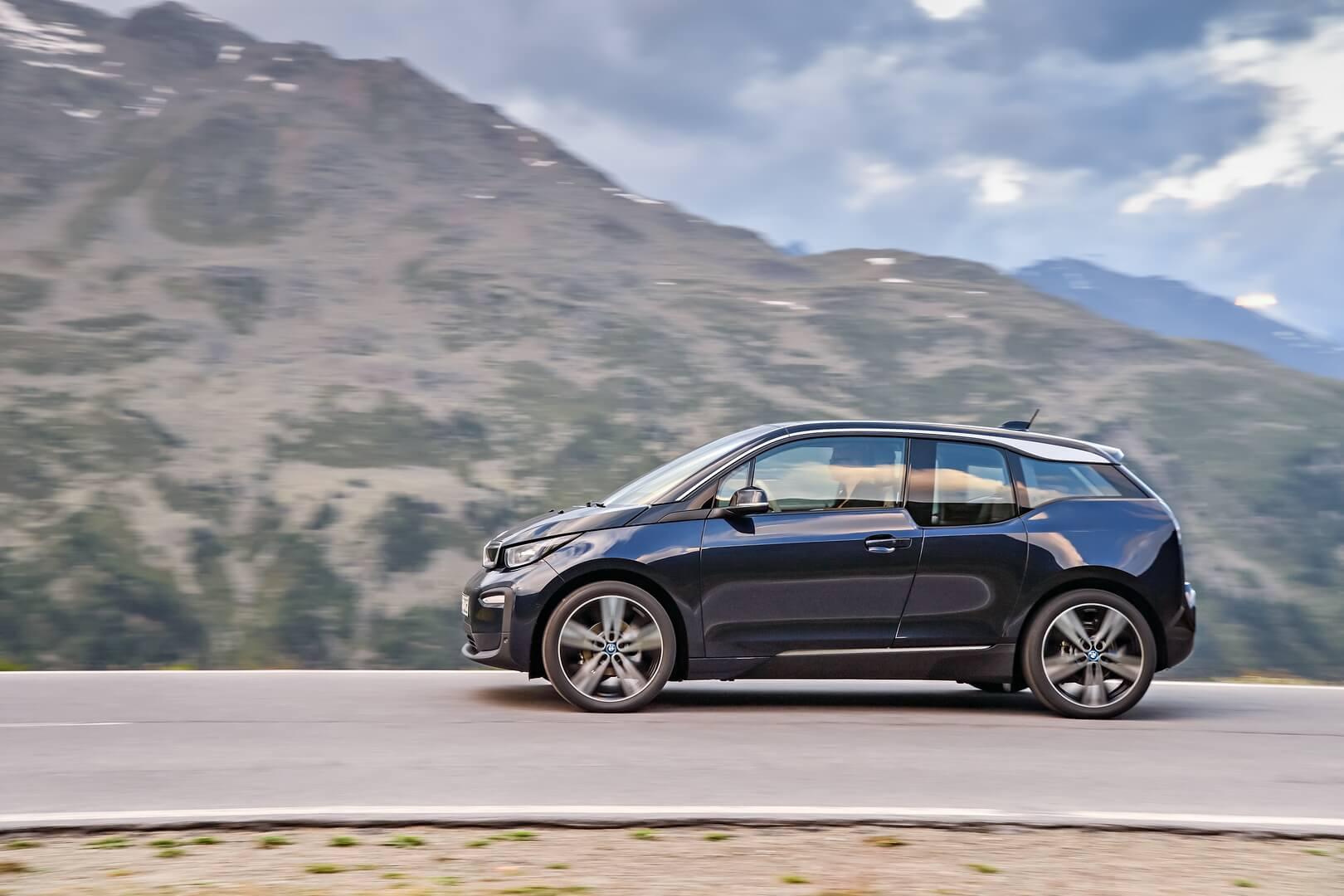 Фотография экоавто BMW i3 2018 - фото 26