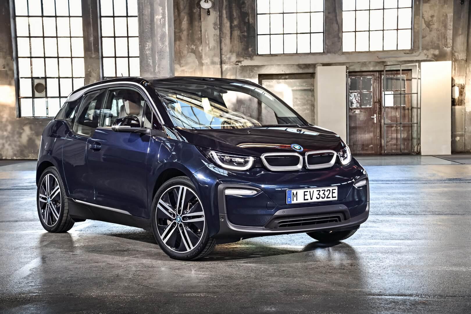 Фотография экоавто BMW i3 2018 - фото 33